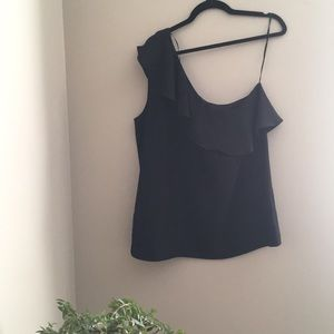 One shoulder Blouse